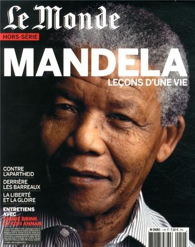 9782368040133: Le Monde, Hors-série : Mandela, leçons d'une vie