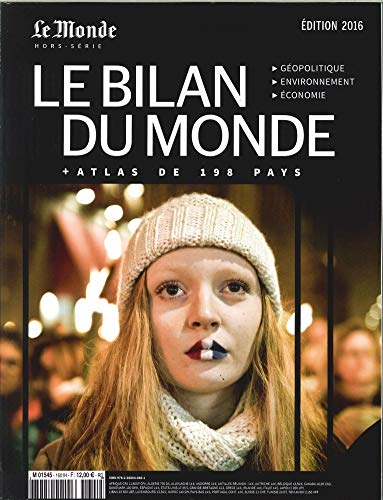 BILAN DU MONDE -LE- ED2016 + L ATLAS: COLLECTIF