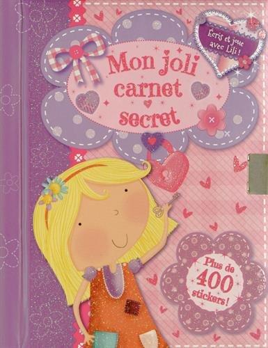 9782368080986: MON JOLI CARNET SECRET