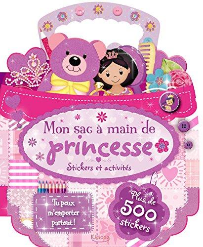 9782368082539: Mon sac à main de princesse