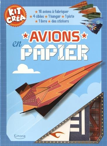 9782368083062: Avions en papier