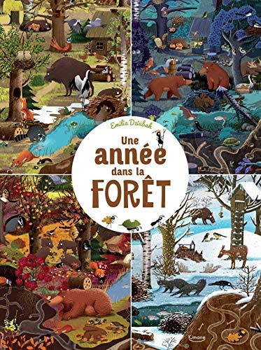9782368085851: Une année dans la forêt