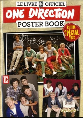 POSTER BOOK ONE DIRECTION: COLLECTIF