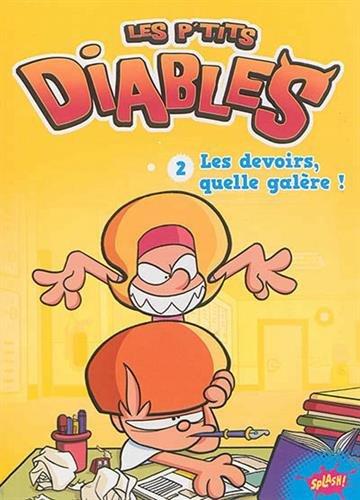 9782368290958: Les p'tits diables Tome 2