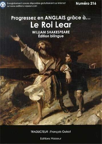 9782368300183: Progressez en anglais grâce à la tragédie du roi Lear