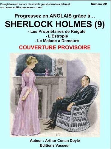 Progressez en anglais grâce à Sherlock Holmes: Arthur Conan Doyle
