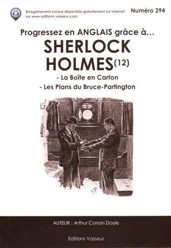 9782368300435: Progressez en anglais grâce à Sherlock Holmes