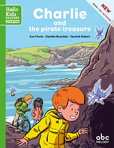 9782368361139: Charlie and the pirate treasure