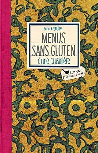 9782368420782: Menus Sans Gluten