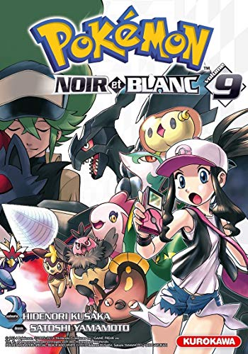 9782368520086: Pokémon - Noir et Blanc Vol.9