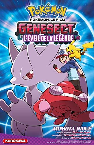 9782368520178: Pokémon le film, Genesect et l'éveil de la légende