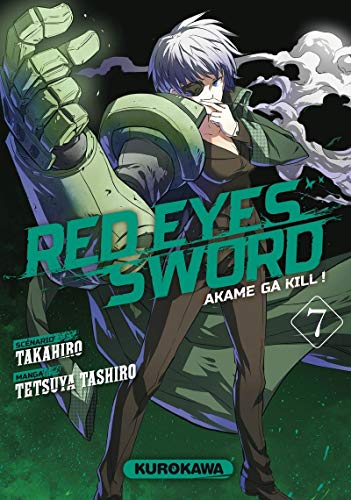 Red eyes sword - Tome 7: Takahiro