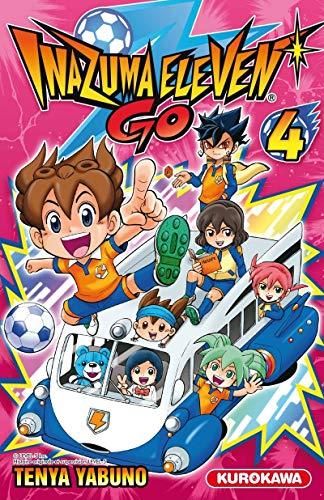 9782368520598: Inazuma Eleven Go! - tome 04 (4)