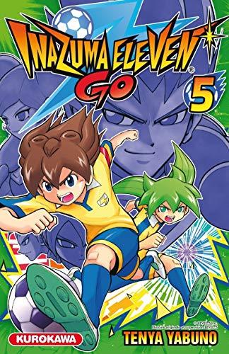 Inazuma Eleven Go - T5: Tenya YABUNO