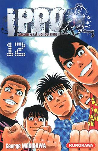 9782368520697: Ippo - saison 4, La loi du ring - tome 12 (12)