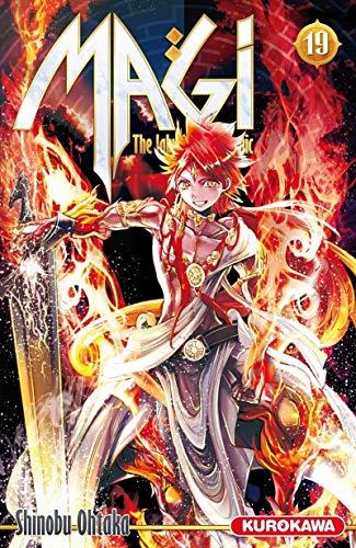 Magi - the Labyrinth of Magic 19: Shinobu Ohtaka