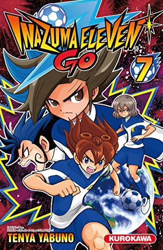 Inazuma Eleven Go! - T7: Tenya YABUNO