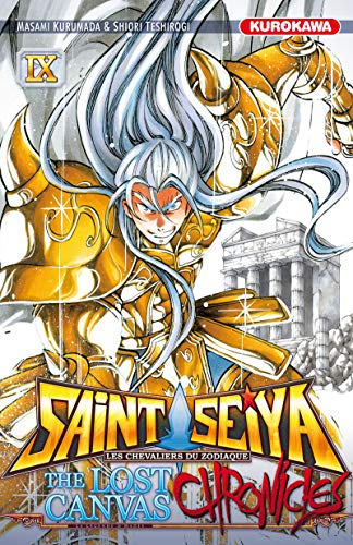 9782368521311: Saint Seiya - The Lost Canvas - Chronicles Vol.9
