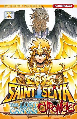 9782368521328: Saint Seiya - Les Chevaliers du Zodiaque - The Lost Canvas - La Légende d'Hadès - Chronicles - tome 10 (10)