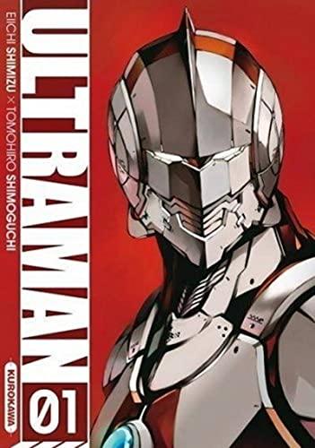 Ultraman - Nº 1: Shimizu, Eiichi