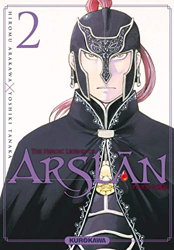 9782368521731: The Heroic Legend of Arslân - tome 02 (2)