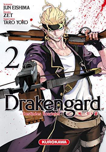 9782368522042: Drakengard - Destinées Écarlates - tome 02 (2)