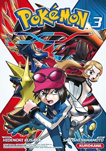 9782368522127: Pokémon XY, Tome 3 :