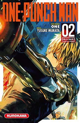 9782368522646: One-Punch Man, Tome 2 : Le secret de la puissance