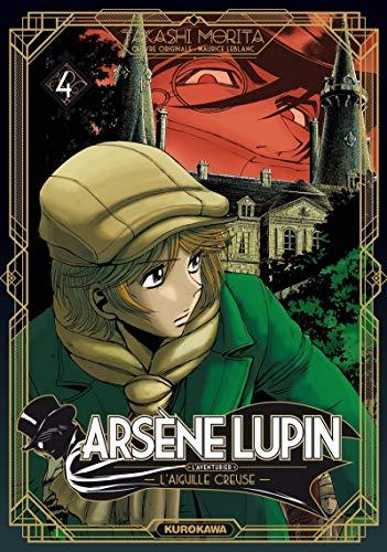 9782368522707: Arsène Lupin l'aventurier, Tome 4 : L'Aiguille creuse