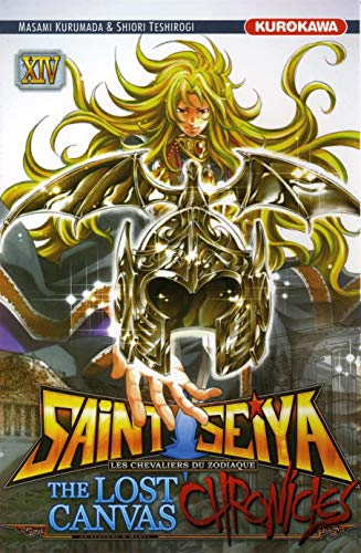 9782368524039: Saint Seiya - The Lost Canvas - Chronicles, Tome 14 :