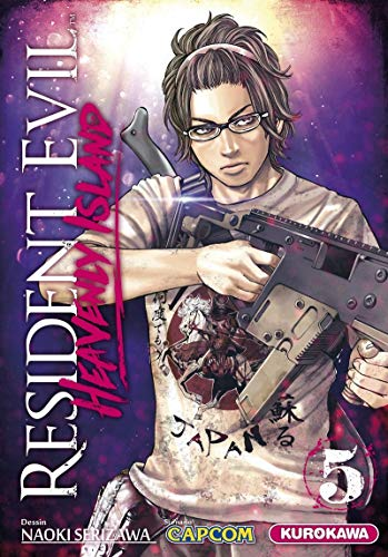 9782368524923: Resident Evil - Heavenly Island - tome 05 (5)