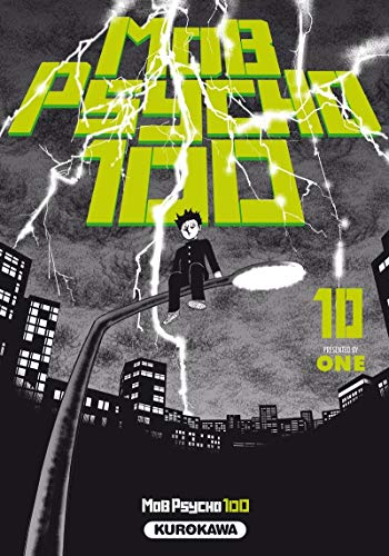 9782368525265: Mob Psycho 100 - tome 10 (10)