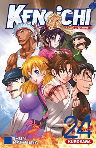 9782368526057: Ken-ichi - saison 2, Les Disciples de l'ombre - tome 24 (24)