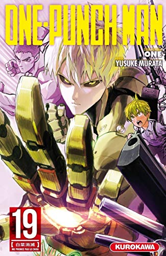 9782368529249: ONE-PUNCH MAN - tome 19 (19)