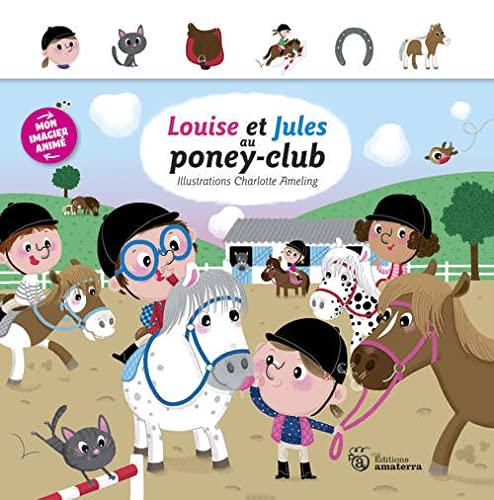 9782368560068: Louise et Jules au poney-club