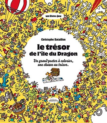 Trésor de l'île du dragon (Le): Bataillon, Christophe