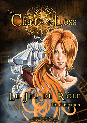 9782368681947: Les Chants de Loss, le Jeu de Roles - Kit d'Initiation