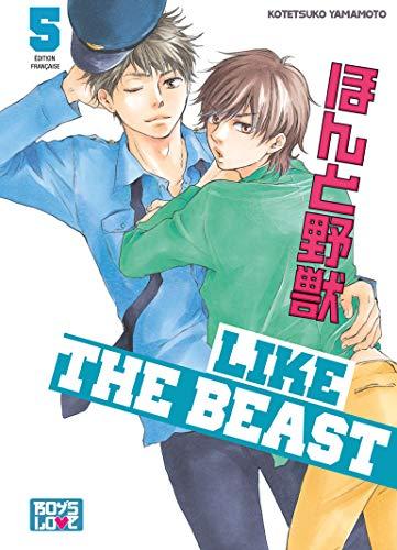 9782368770627: Like the Beast - Tome 05 - Livre (Manga) - Yaoi
