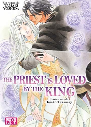 9782368770719: The priest is loved by the king (Roman)