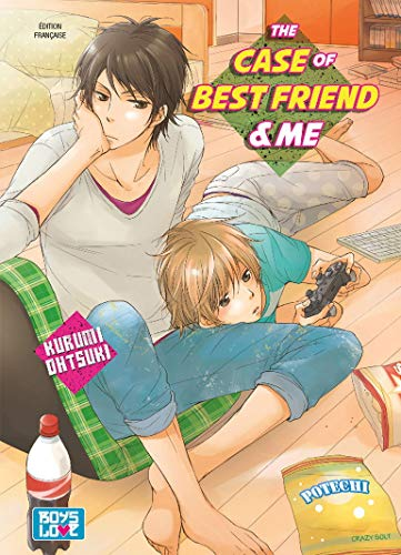 9782368770818: The case of best friend and me - Livre (Manga) - Yaoi
