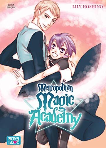 9782368771051 Metropolitan Magic Academy Tome 01 Livre