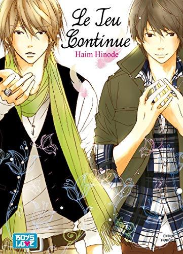 9782368771280: Le jeu continue - Livre (Manga) - Yaoi