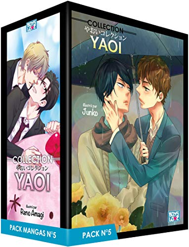 9782368772041: Boy's Love Collection - Pack n°5 - Manga Yaoi (5 tomes)
