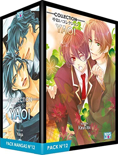9782368772119: Boy's Love Collection - Pack n°12 - Manga Yaoi (5 tomes)
