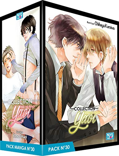 9782368772294: Pack Boy'S Love - Partie 30 - 5 Mangas (Livres) - Yaoi