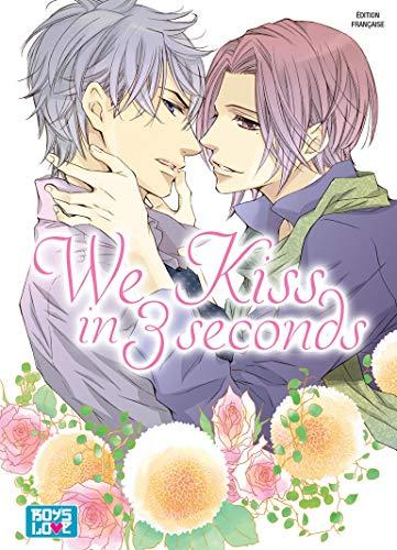 9782368772461 We Kiss In 3 Seconds Livre Manga Yaoi