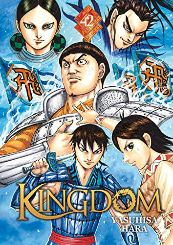 9782368778463: Kingdom - Tome 42