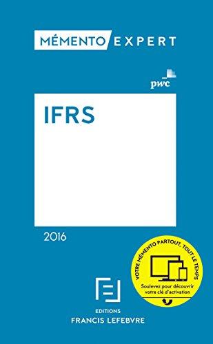 Mémento IFRS 2016: PwC