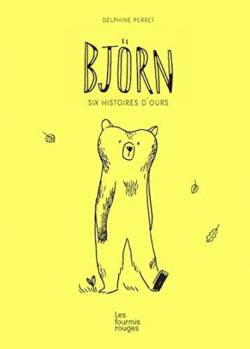 9782369020653: Bjorn, 6 histoires d'ours