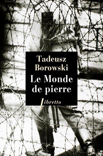 9782369142195: Le monde de pierre (Libretto)